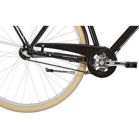 Ortler Detroit 3s Citycykel Diamant svart